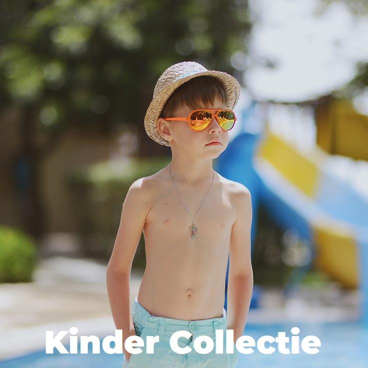 Goedkope Kinder Zonnebrillen