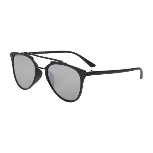 e37072107fc276 ... Fashion 2017 zonnebril met brug mat zwart